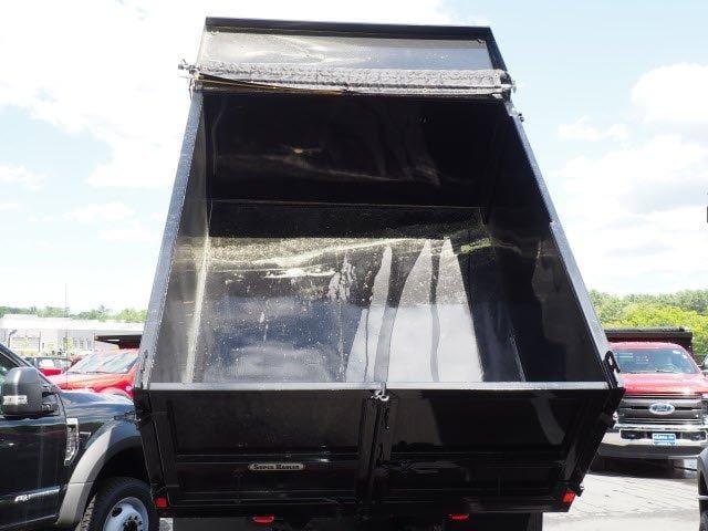 2019 F-550 Super Cab DRW 4x4,  SH Truck Bodies Landscape Dump #N8261 - photo 10