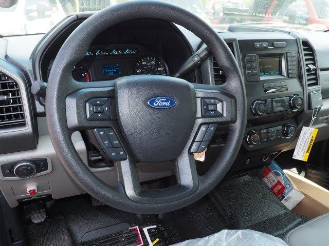 2019 F-550 Super Cab DRW 4x4,  SH Truck Bodies Landscape Dump #N8261 - photo 11