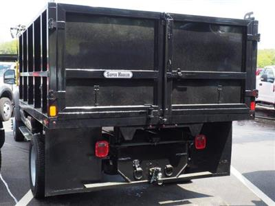 2019 F-550 Super Cab DRW 4x4,  SH Truck Bodies Landscape Dump #N8261 - photo 2