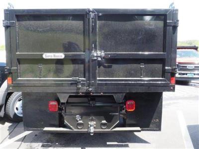 2019 F-550 Super Cab DRW 4x4,  SH Truck Bodies Landscape Dump #N8261 - photo 15