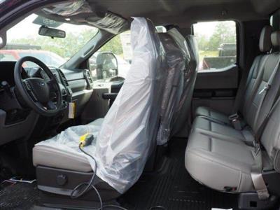 2019 F-550 Super Cab DRW 4x4,  SH Truck Bodies Landscape Dump #N8261 - photo 19