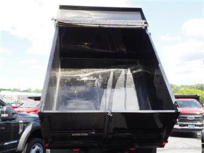 2019 F-550 Super Cab DRW 4x4,  SH Truck Bodies Landscape Dump #N8261 - photo 21