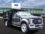 2019 F-550 Super Cab DRW 4x4,  SH Truck Bodies Landscape Dump #N8261 - photo 1