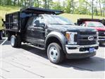 2019 F-550 Super Cab DRW 4x4,  SH Truck Bodies Landscape Dump #N8261 - photo 13
