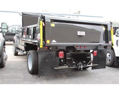2019 F-550 Super Cab DRW 4x4,  Iroquois Brave Series Steel Dump Body #N8262 - photo 2