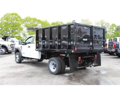 2019 F-550 Super Cab DRW 4x4,  SH Truck Bodies Landscape Dump #N8263 - photo 2