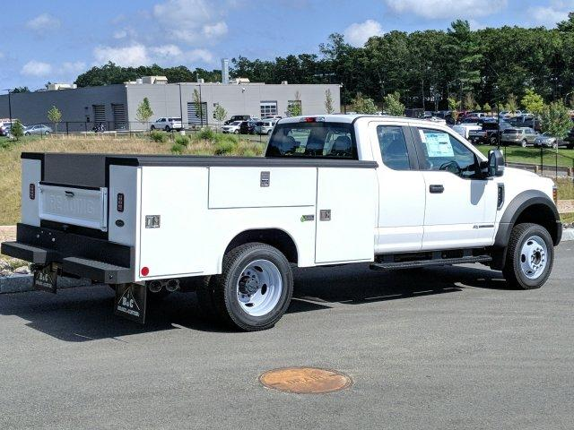 2019 F-550 Super Cab DRW 4x4,  Reading Service Body #N8264 - photo 1