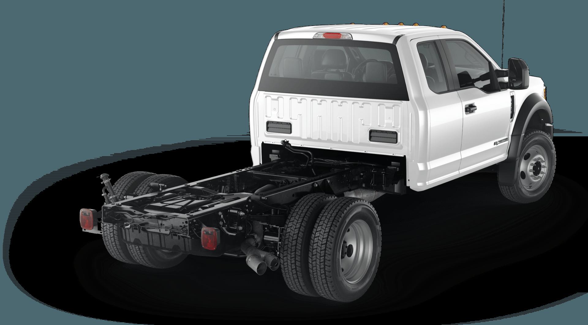 2019 F-550 Super Cab DRW 4x4,  Reading Classic II Steel Service Body #N8264 - photo 3