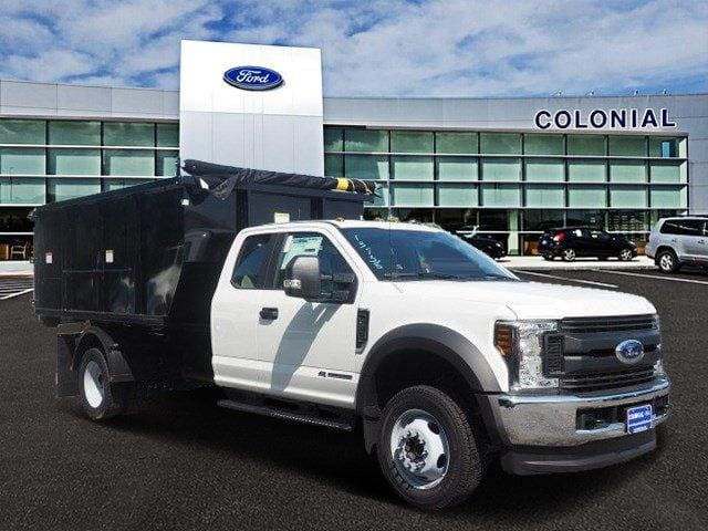 2019 F-550 Super Cab DRW 4x4, Switch N Go Landscape Dump #N8267 - photo 1