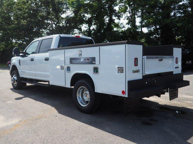 2019 Ford F-350 Crew Cab DRW 4x4, Reading Classic II Aluminum  Service Body #N8268 - photo 5