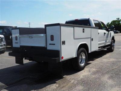 2019 F-350 Crew Cab DRW 4x4, Reading Classic II Aluminum  Service Body #N8268 - photo 2