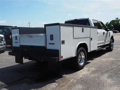 2019 Ford F-350 Crew Cab DRW 4x4, Reading Classic II Aluminum  Service Body #N8268 - photo 2
