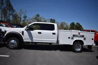 2019 F-450 Crew Cab DRW 4x4,  Reading Classic II Aluminum  Service Body #N8270 - photo 4