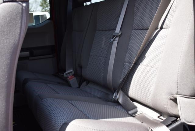 2019 F-350 Super Cab DRW 4x4, Reading Classic II Aluminum  Service Body #N8277 - photo 11