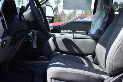 2019 F-350 Super Cab DRW 4x4, Reading Classic II Aluminum  Service Body #N8277 - photo 9