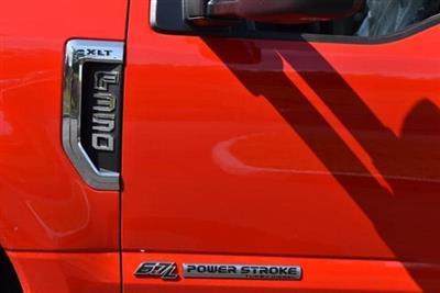 2019 F-350 Super Cab DRW 4x4, Reading Classic II Aluminum  Service Body #N8277 - photo 6