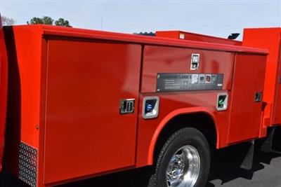 2019 F-350 Super Cab DRW 4x4, Reading Classic II Aluminum  Service Body #N8277 - photo 7