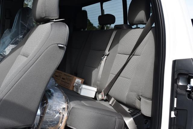 2019 F-350 Super Cab DRW 4x4,  Reading Classic II Aluminum  Service Body #N8278 - photo 10