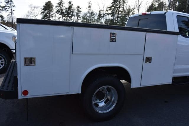 2019 F-350 Super Cab DRW 4x4,  Reading Classic II Aluminum  Service Body #N8278 - photo 7