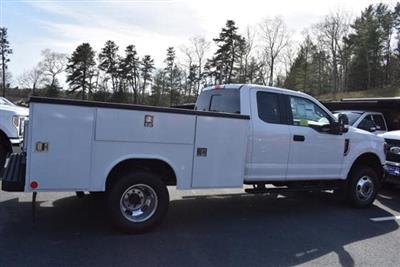 2019 F-350 Super Cab DRW 4x4,  Reading Classic II Aluminum  Service Body #N8278 - photo 2