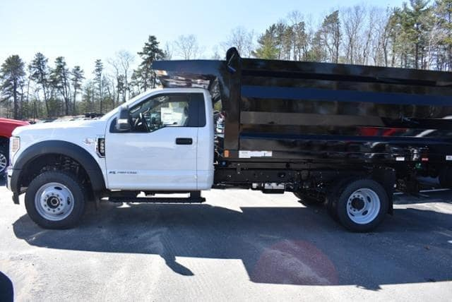 2019 F-550 Regular Cab DRW 4x4,  Rugby Landscape Dump #N8301 - photo 5