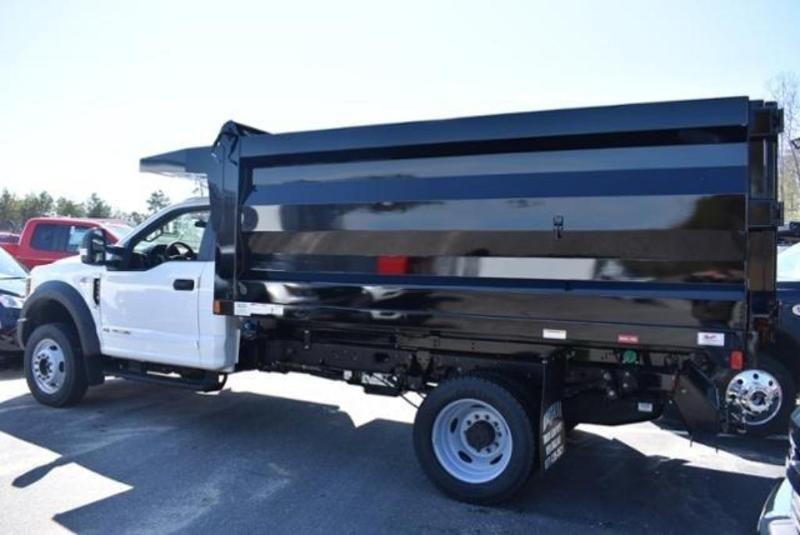 2019 F-550 Regular Cab DRW 4x4, Rugby Landscape Dump #N8301 - photo 2
