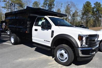 2019 F-550 Regular Cab DRW 4x4, Rugby Landscape Dump #N8301 - photo 3