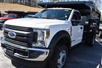2019 F-550 Regular Cab DRW 4x4,  Rugby Landscape Dump #N8301 - photo 7
