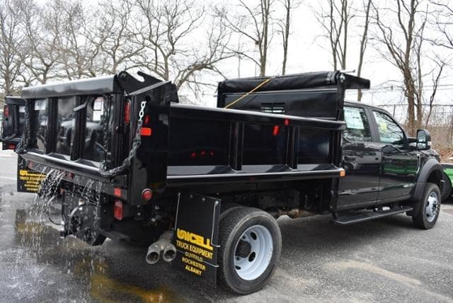 2019 F-550 Crew Cab DRW 4x4,  Air-Flo Dump Body #N8302 - photo 1