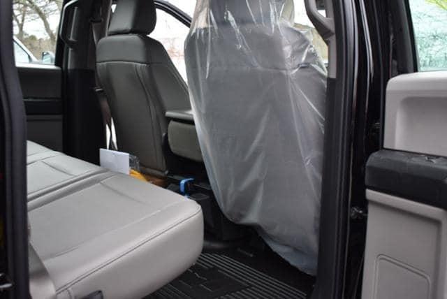 2019 F-550 Crew Cab DRW 4x4,  Air-Flo Pro-Class Dump Body #N8302 - photo 12