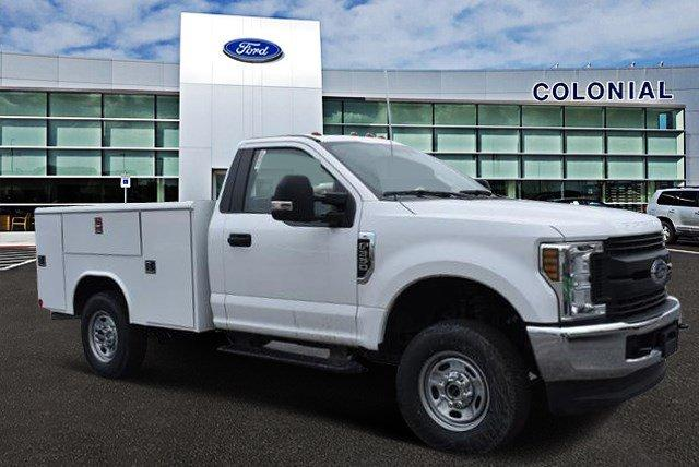 2019 F-350 Regular Cab 4x4,  Reading Classic II Steel Service Body #N8303 - photo 1