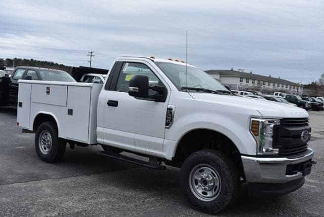 2019 F-350 Regular Cab 4x4,  Reading Classic II Steel Service Body #N8303 - photo 3