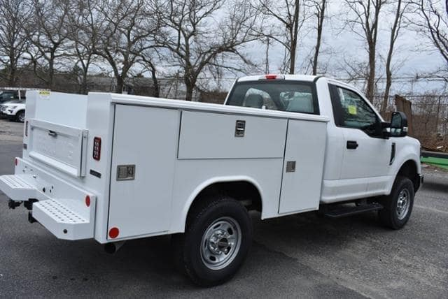 2019 F-350 Regular Cab 4x4,  Reading Classic II Steel Service Body #N8303 - photo 2