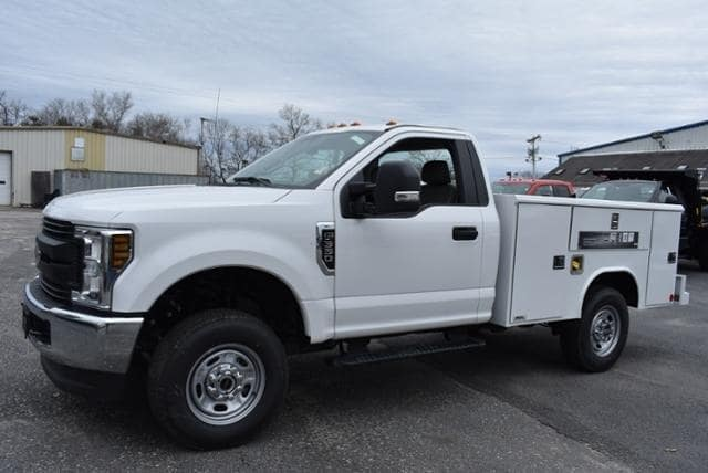 2019 F-350 Regular Cab 4x4,  Reading Classic II Steel Service Body #N8303 - photo 5