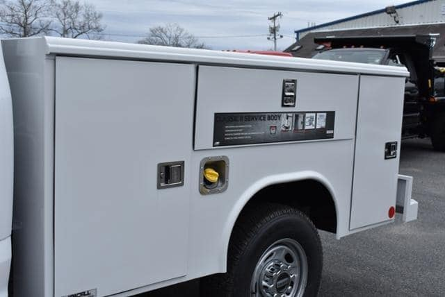 2019 F-350 Regular Cab 4x4,  Reading Classic II Steel Service Body #N8303 - photo 6