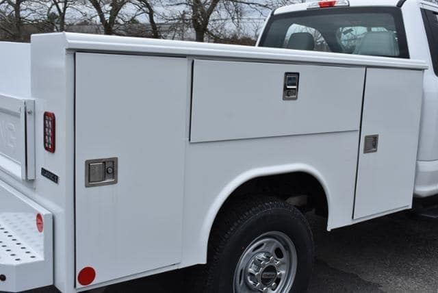 2019 F-350 Regular Cab 4x4,  Reading Classic II Steel Service Body #N8303 - photo 7