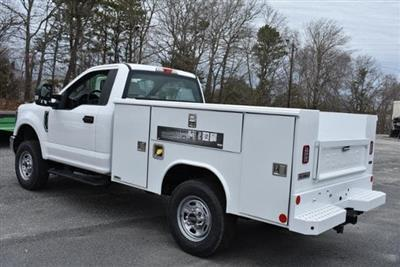 2019 F-350 Regular Cab 4x4,  Reading Classic II Steel Service Body #N8303 - photo 4
