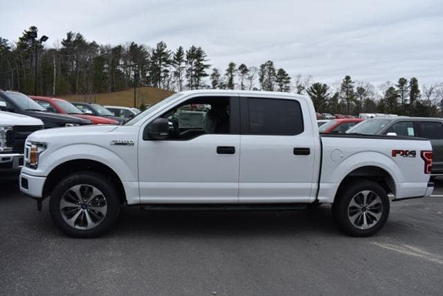 2019 F-150 SuperCrew Cab 4x4,  Pickup #N8311 - photo 5