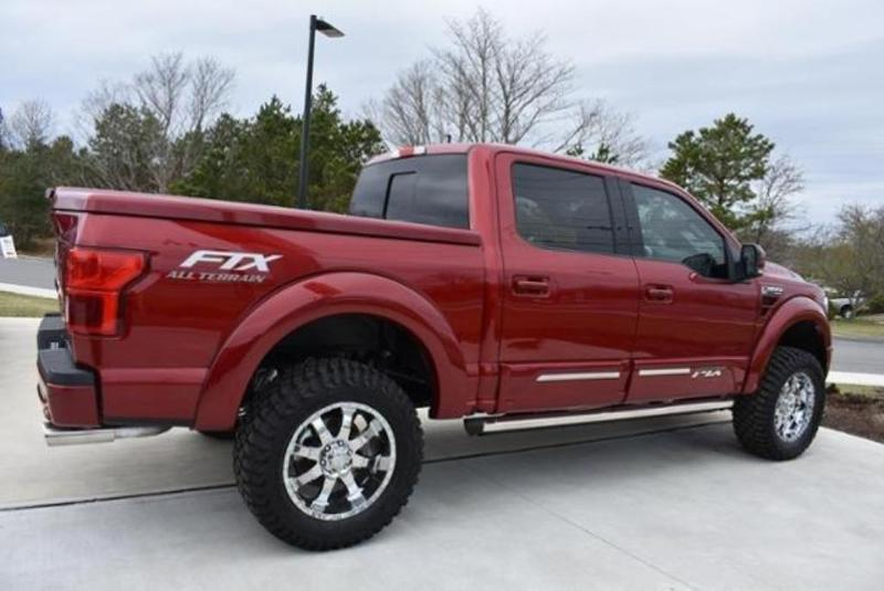 2019 F-150 SuperCrew Cab 4x4, Pickup #N8321 - photo 2