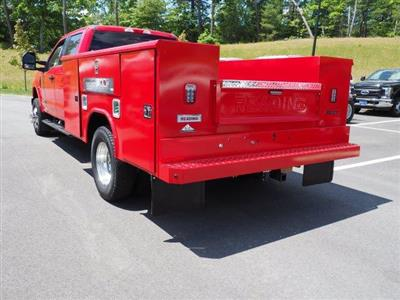 2019 F-350 Crew Cab DRW 4x4, Reading Classic II Aluminum  Service Body #N8331 - photo 2