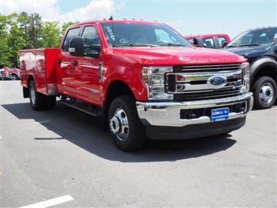 2019 F-350 Crew Cab DRW 4x4, Reading Classic II Aluminum  Service Body #N8331 - photo 3