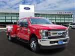 2019 F-350 Crew Cab DRW 4x4, Reading Classic II Aluminum  Service Body #N8331 - photo 1