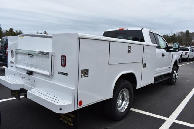 2019 F-350 Super Cab DRW 4x4,  Reading Classic II Aluminum  Service Body #N8332 - photo 2