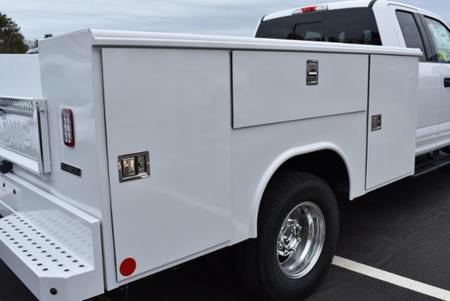 2019 F-350 Super Cab DRW 4x4,  Reading Classic II Aluminum  Service Body #N8332 - photo 9