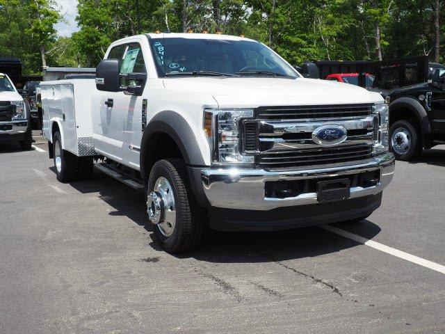 2019 F-450 Super Cab DRW 4x4,  Reading Classic II Aluminum  Service Body #N8333 - photo 3