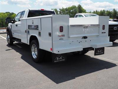 2019 F-450 Super Cab DRW 4x4,  Reading Classic II Aluminum  Service Body #N8333 - photo 2
