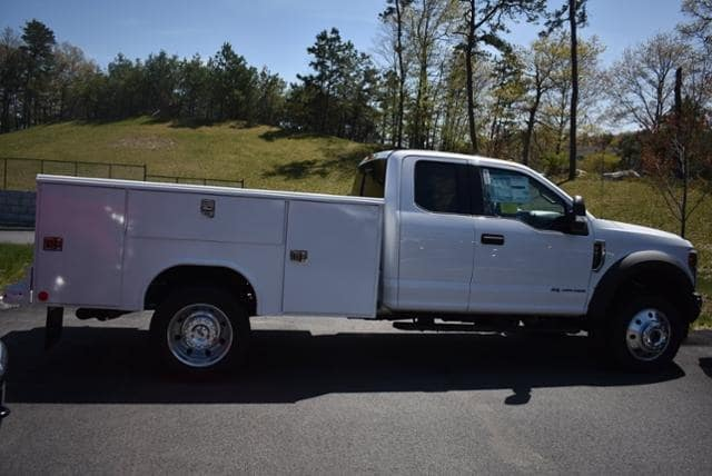 2019 F-450 Super Cab DRW 4x4,  Reading Service Body #N8334 - photo 1