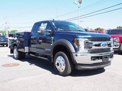 2019 Ford F-450 Super Cab DRW 4x4, Reading Classic II Aluminum  Service Body #N8336 - photo 4