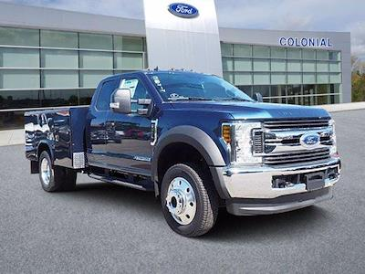 2019 Ford F-450 Super Cab DRW 4x4, Reading Classic II Aluminum  Service Body #N8336 - photo 1