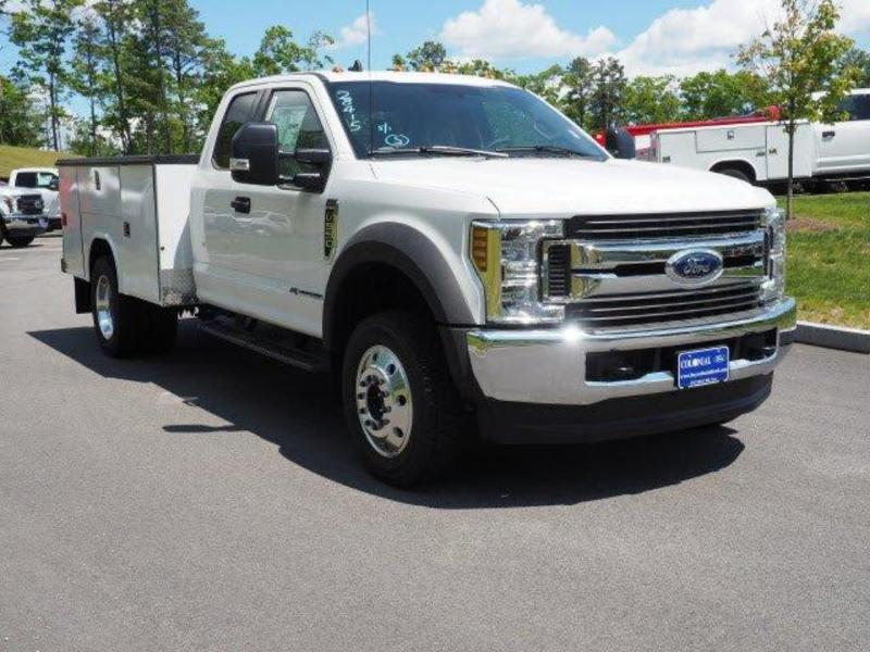 2019 F-550 Super Cab DRW 4x4,  Reading Classic II Aluminum  Service Body #N8337 - photo 13